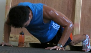 Singapore CrossFit: Sissy Test + Dynamic Drills