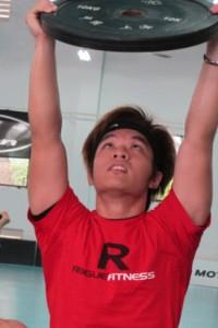 Singapore CrossFit Hub Gym Workouts!