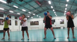 Morning CrossFit (24/8) – Kettlebell Workouts and Exercises!