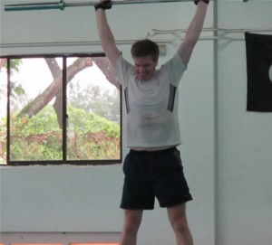 CrossFit Training: Wall Balls, Barbell Thrusters and more!