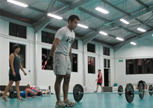 CrossFit Total Body Strength and Conditioning!