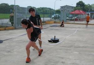 Singapore CrossFit Exercises!