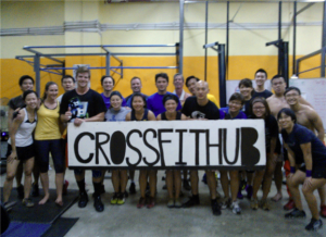 CrossFit Hub Singapore NEW premise and facility!