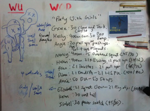 CrossFit Hub Singapore: 1pm WOD added for the weekends!