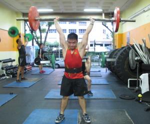 True Strength from CrossFit!