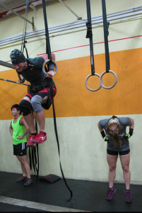 CrossFit to perform greater in all aspects of your Life!
