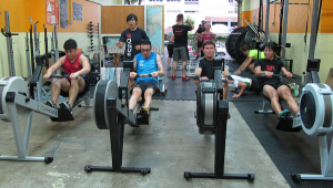 Build Stamina to Live! CrossFit at Least 3 Times a Week.