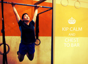 Building character and self determination: you can choose to have a disciplined and healthy lifestyle – through CrossFit!