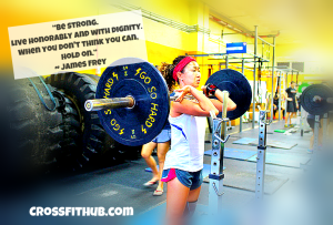 CrossFit gives you flexibility: get more ready and physically fit for many kinds of sports through CrossFit!