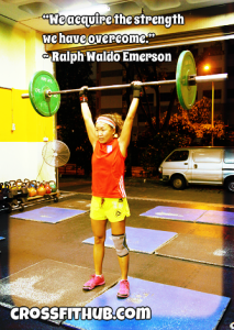 Rediscover the learner inside of you: go CrossFit!