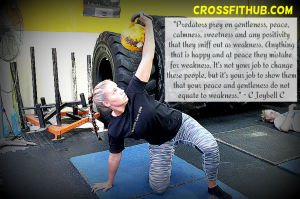 Work on those extra pounds, come CrossFit! [even if you are engrossed with work or career!]