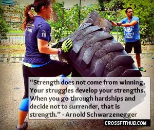 Growing old gracefully – CrossFit!