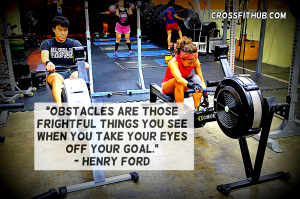 Build up a stronger core, with CrossFit! [to boost carry out different physical activities]