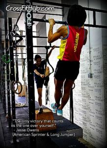 Why CrossFit is, certainly, one way of having fun!