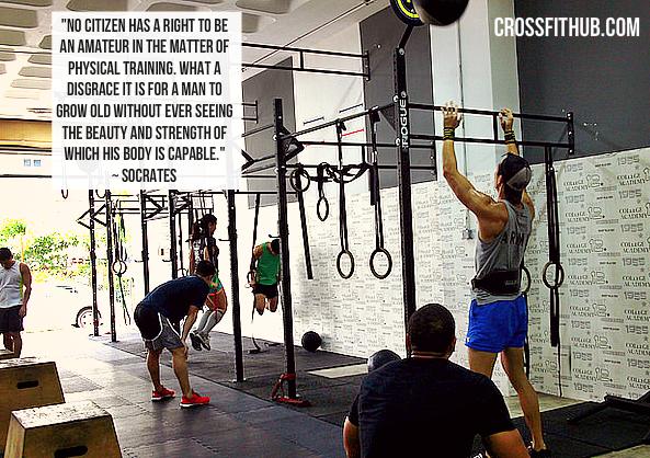 CrossFit-In-Singapore