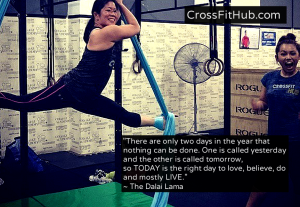 CrossFit – gearing towards the goal of maintaining physical fitness and optimum health all at once!