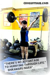 Réalisez votre plein potentiel - grâce au CrossFit