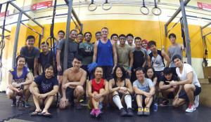 CrossFit Hub Singapore Fitness
