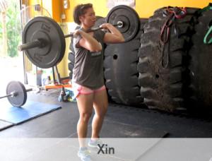 Singapore CrossFit Hub Trainer