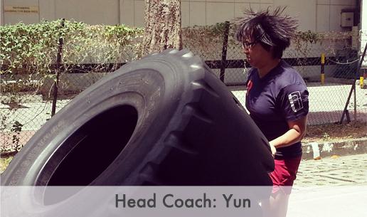 CrossFit Hub Head Coach Yun